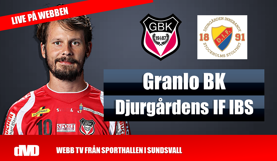 Granlo BK - Djurgårdens IF IBS