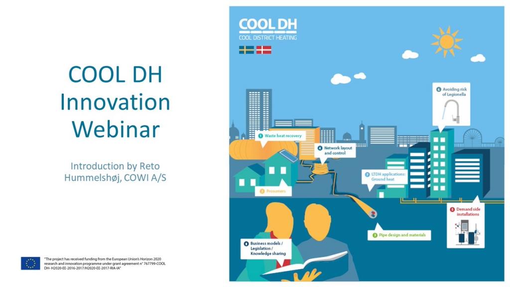 COOL DH Innovation Webinar, 12th December 11.00 – 12.00
