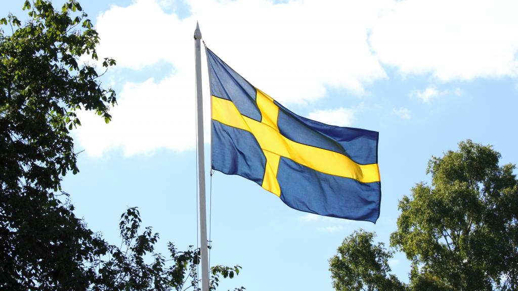 Nationaldagsfirande i Kalmar 2021