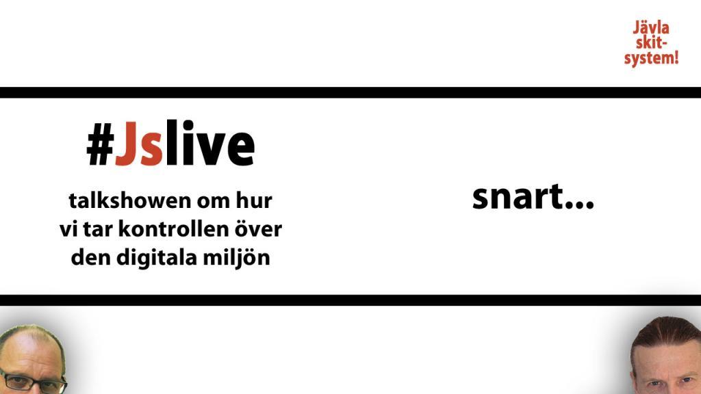 005: går live 14/5 kl 16