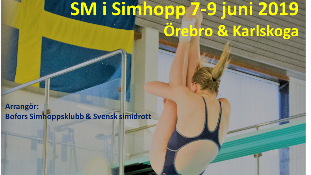SM i simhopp Finalpass fredag 7/6 (eftermiddag)