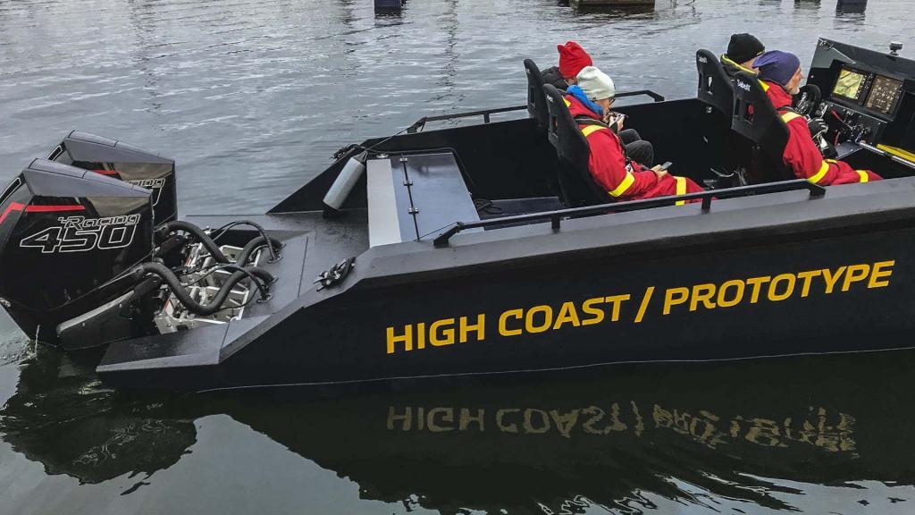 High Coast – första intrycken