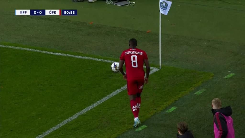 Målen från matchen mot Östersunds FK