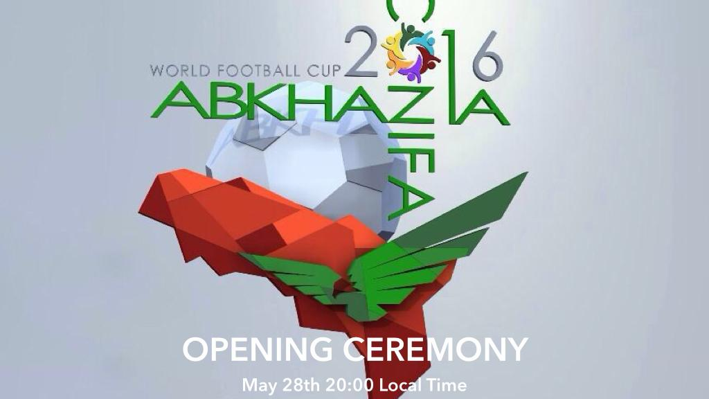 CONIFA WFC 2016 - Opening Ceremony