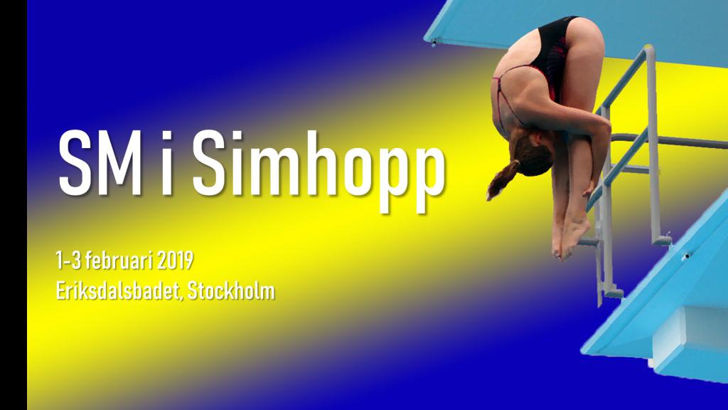 SM i simhopp, Finaler, eftermiddag 3 februari -19