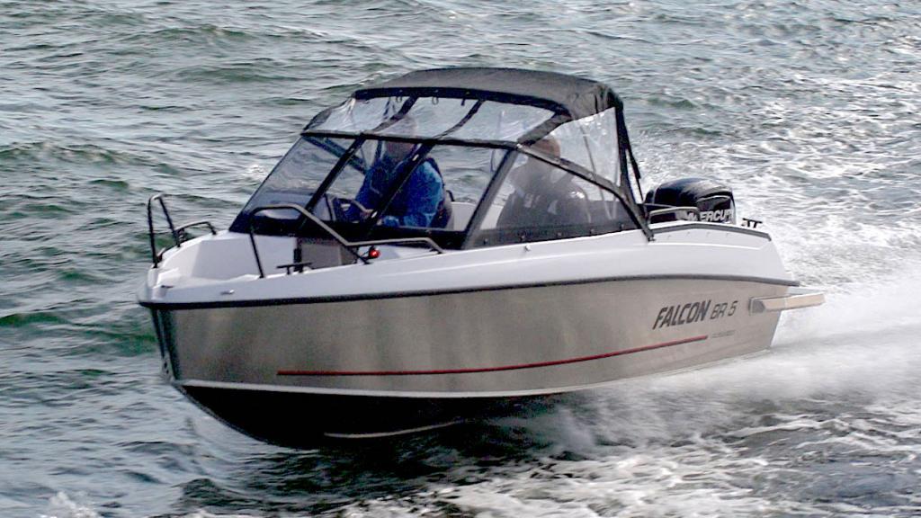 Falcon BR5 – tålig minsting!