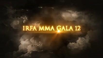 IRFA 12 MMA GALA