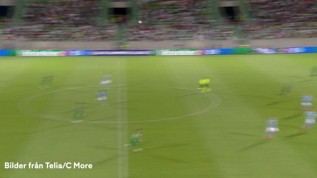 HÖJDPUNKTER: PFC Ludogorets–MFF