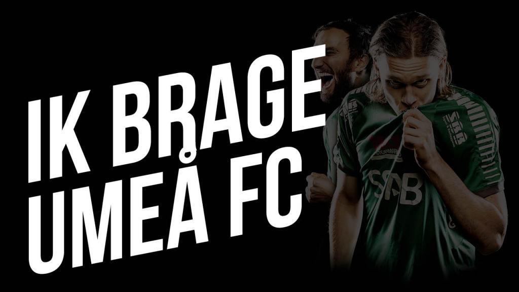 IK Brage - Umeå FC