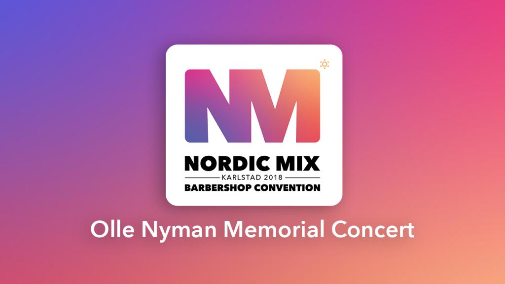 Olle Nyman Memorial Concert