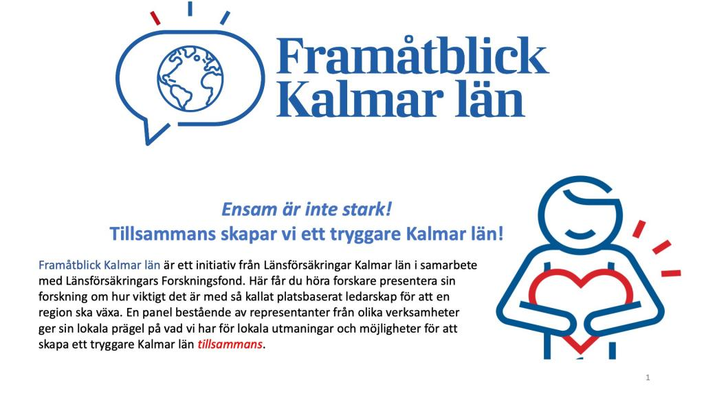 Länsförsäkringar - Framåtblick Västervik