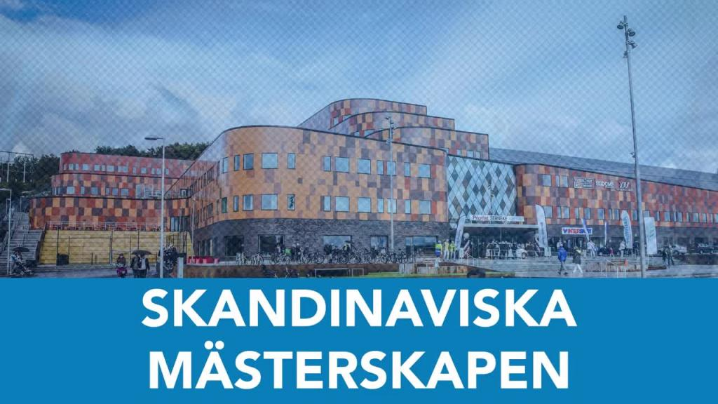 Skandinaviska Mästerskapen 2017 - Day Two