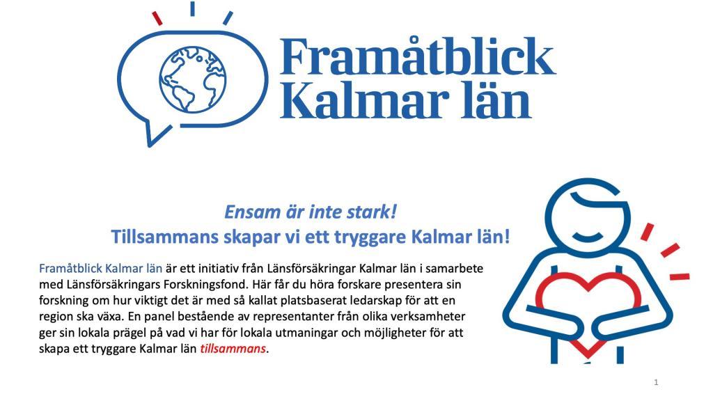Länsförsäkringar - Framåtblick Kalmar