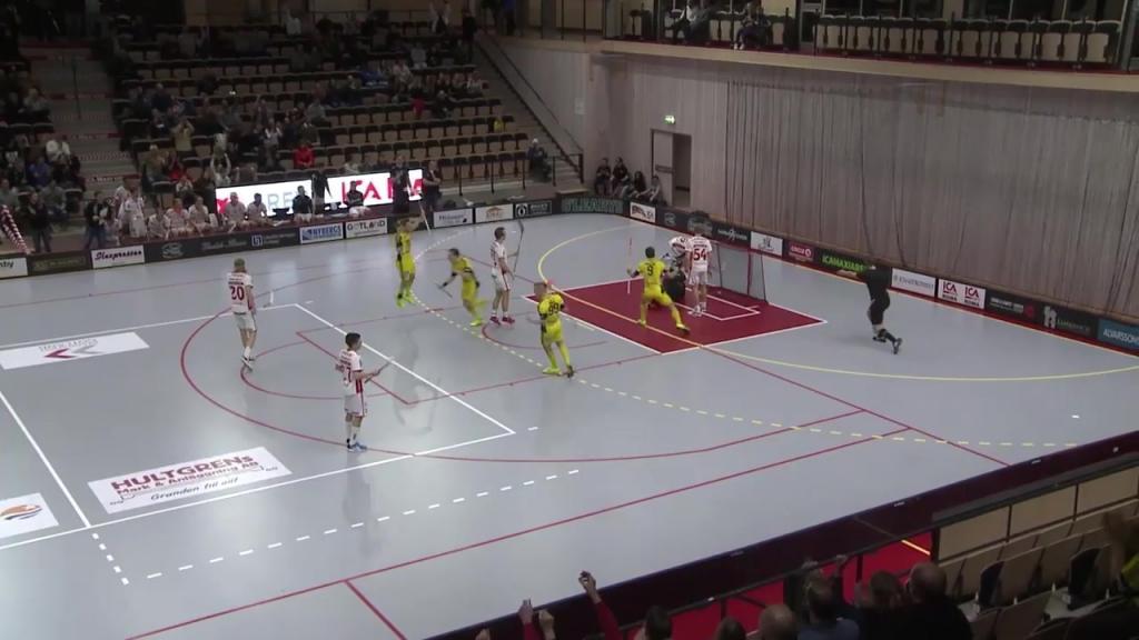 Highlights Visby IBK-Jönköping 170114
