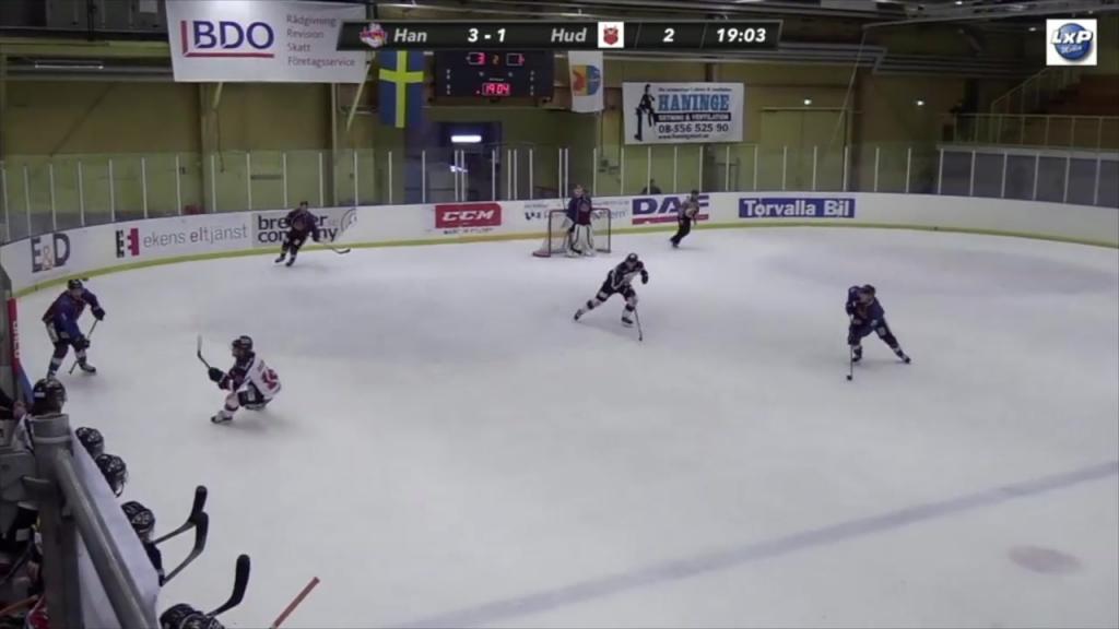 Highlights Haninge-Hudksvall 170215