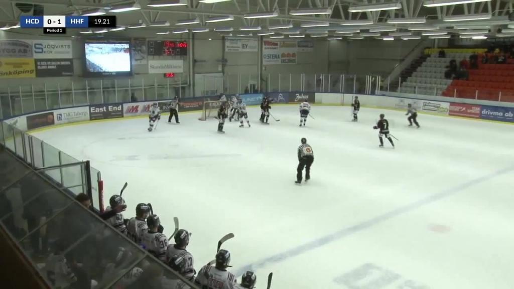 Highlights HC Dalen - Halmstad HF 2-1