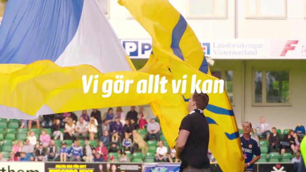 Framåt för svensk fotboll