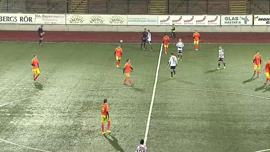 Motala AIF FK-Carlstad United BK 1 nov REPRIS