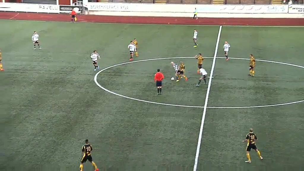 Motala AIF FK - Huddinge IF 27 Sept REPRIS