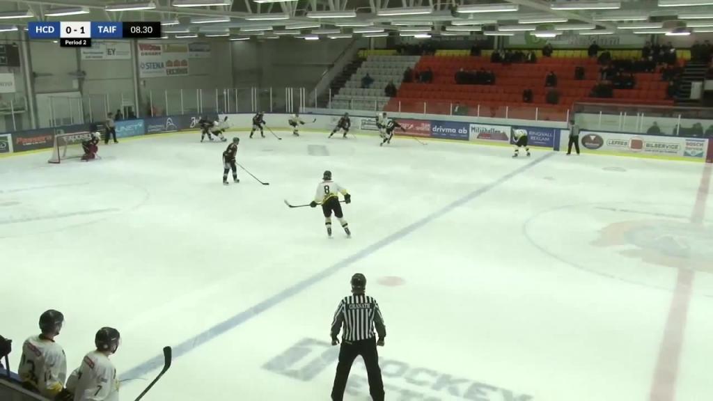 Highlights HC Dalen - Helsingborgs HC 3-5