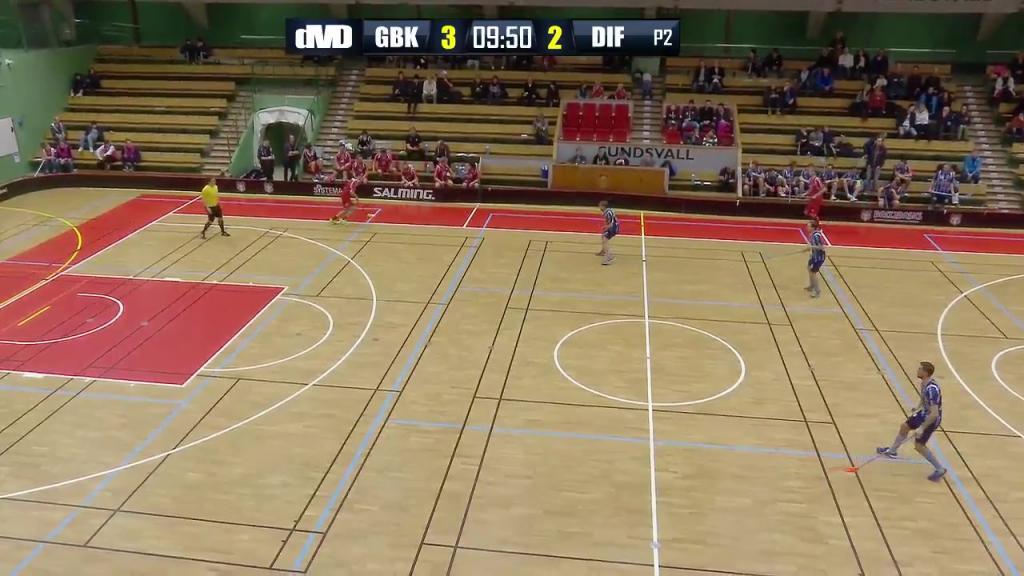 REPRIS Granlo BK - Djurgårdens IF IBS