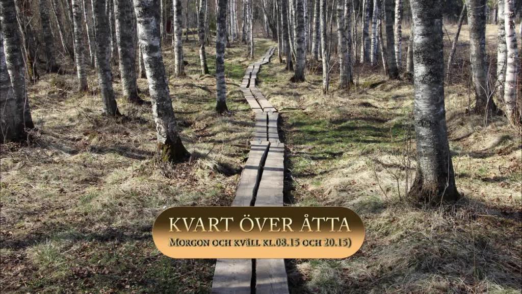 Kvart Över Åtta