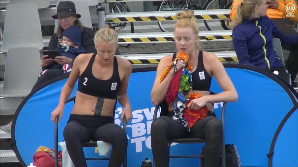 Camilla Nilsson/Sofia Ögren - Fanny Lindström/Sara Malmström