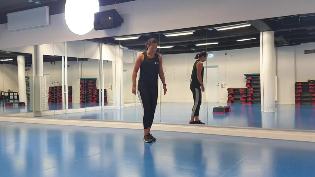Floor Curling Pass 4