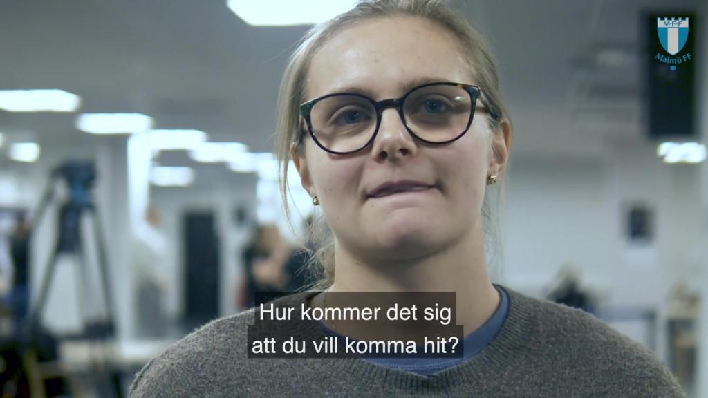 Lovisa Wifvesson och Ida Lyberg inför säsongen 2021