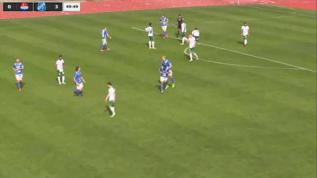 Målen från Prespa Birlik - Norrby IF
