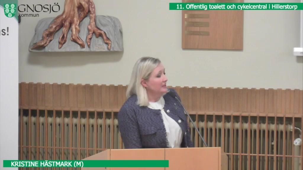 29 November 2018 - 18:30 Gnosjö kommun Kommunfullmäktige - 29 Nov 18:28 - 19:44
