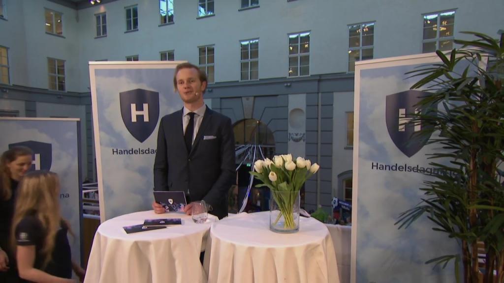 Good bye from Handelsdagarna 2018