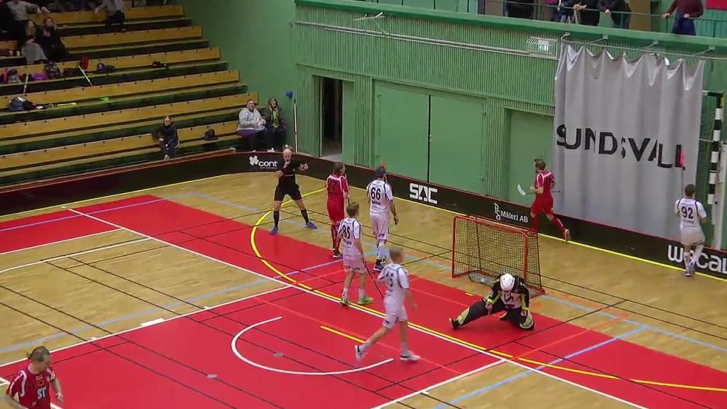 Highlights Granlo BK - Täby FC