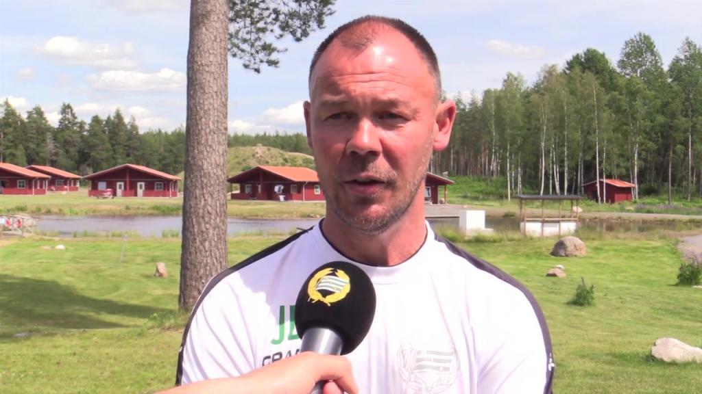"""Björklund inför Kalmarmatchen - """"Ser den som ett bra, hårt träningspass"""""""
