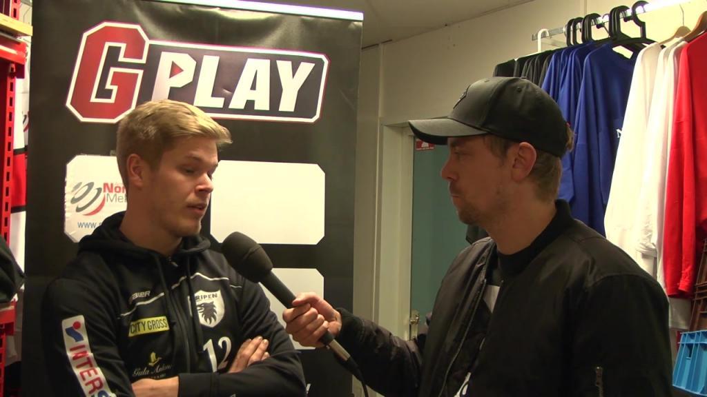 Målen från GHC - Nynäs & intervju inför Linden