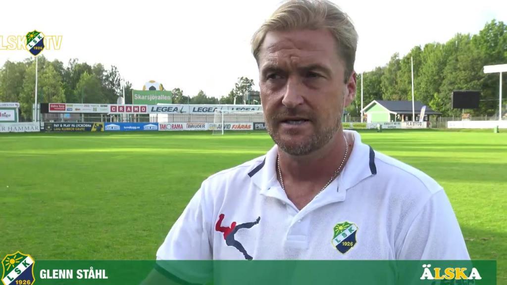 Glenn Ståhl inför bortamatchen mot FK Karlskrona