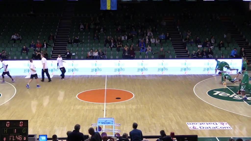 Södertälje Kings - Malbas BBK - 17 Oct 15:57