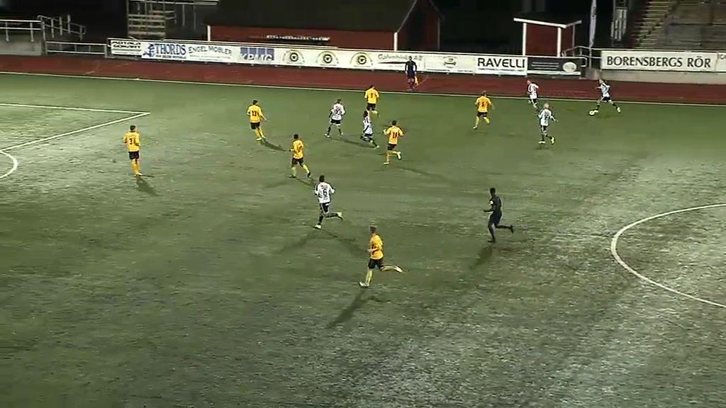 MOTALA AIF FK - BK FORWARD 18 OKT REPRIS