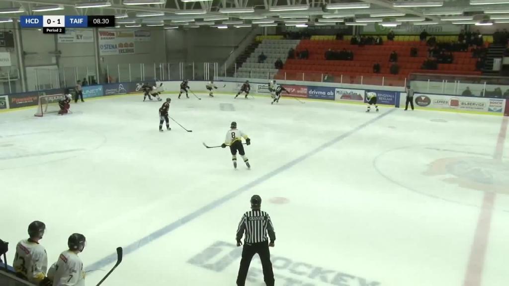 Highlights HC Dalen - Tranås AIF 0-1