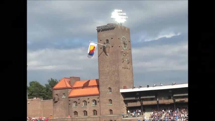Sista Djurgårdsmatchen på Stadion