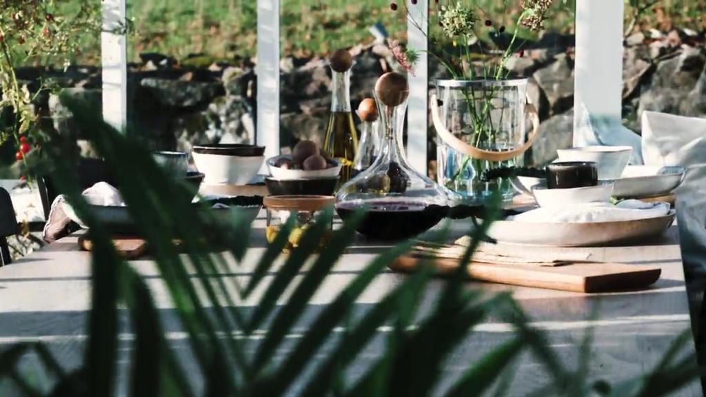 Nature - Outdoor dining