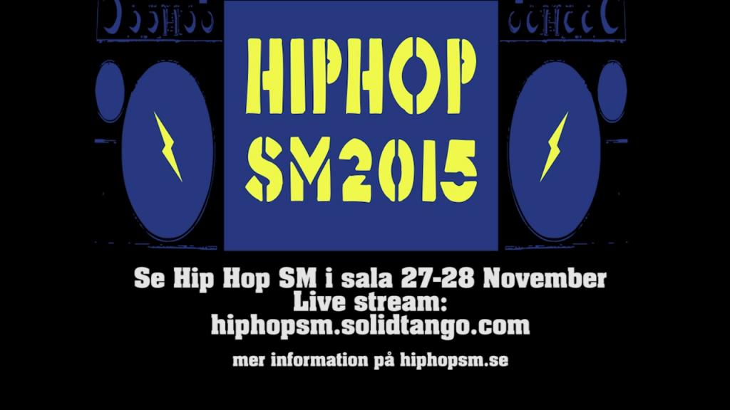 Hip Hop SM Promo VIdeo