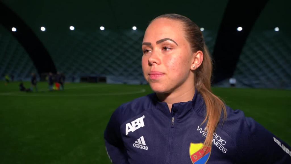 Hanna Ekengren ser fram emot Umeå