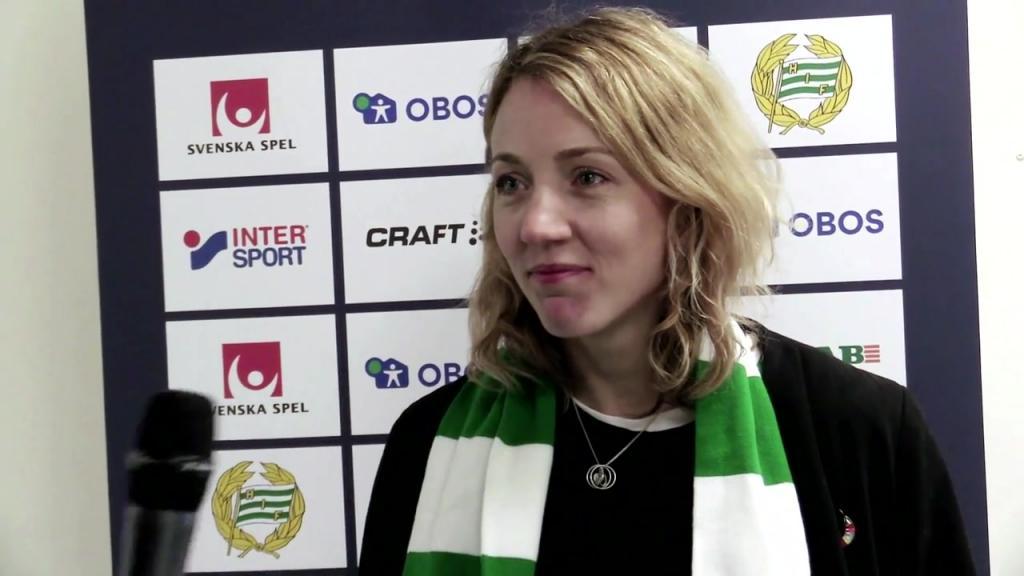 Tack för allt, Olga Ekblom
