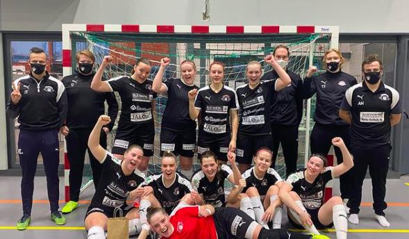 Futsal Naiset