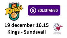 Södertälje Kings - Sundsvall Dragons