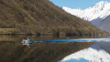 Norsk specialitet – ta båten till fjällen
