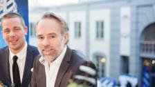 Handelsdagarna 2015 - Leif Waller and Eric Brandt, KPMG