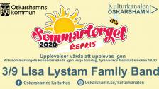 Repris Sommartorget Oskarshamn - Lisa Lystam