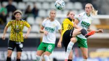 Sammandrag: BK Häcken – Hammarby 5-1 (3-1)